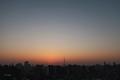 [日の出][空][雲][東京][朝](2021-02-22 06:24)