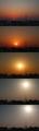 [日の出][空][雲][東京][朝](2021-02-22 06:25~07:26)