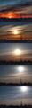 [日の出][空][雲][東京][朝](2021-02-24 06:21~07:32)