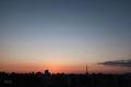 [日の出][空][雲][東京][朝](2021-03-15 05:53)