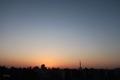 [日の出][空][雲][東京][朝](2021-03-17 05:50)
