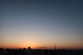 [日の出][空][雲][東京][朝](2021-03-23 05:46)