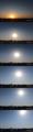 [日の出][空][雲][東京][朝](2021-03-26 05:53~08:32)