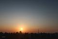 [日の出][空][雲][東京][朝](2021-03-27 06:01)