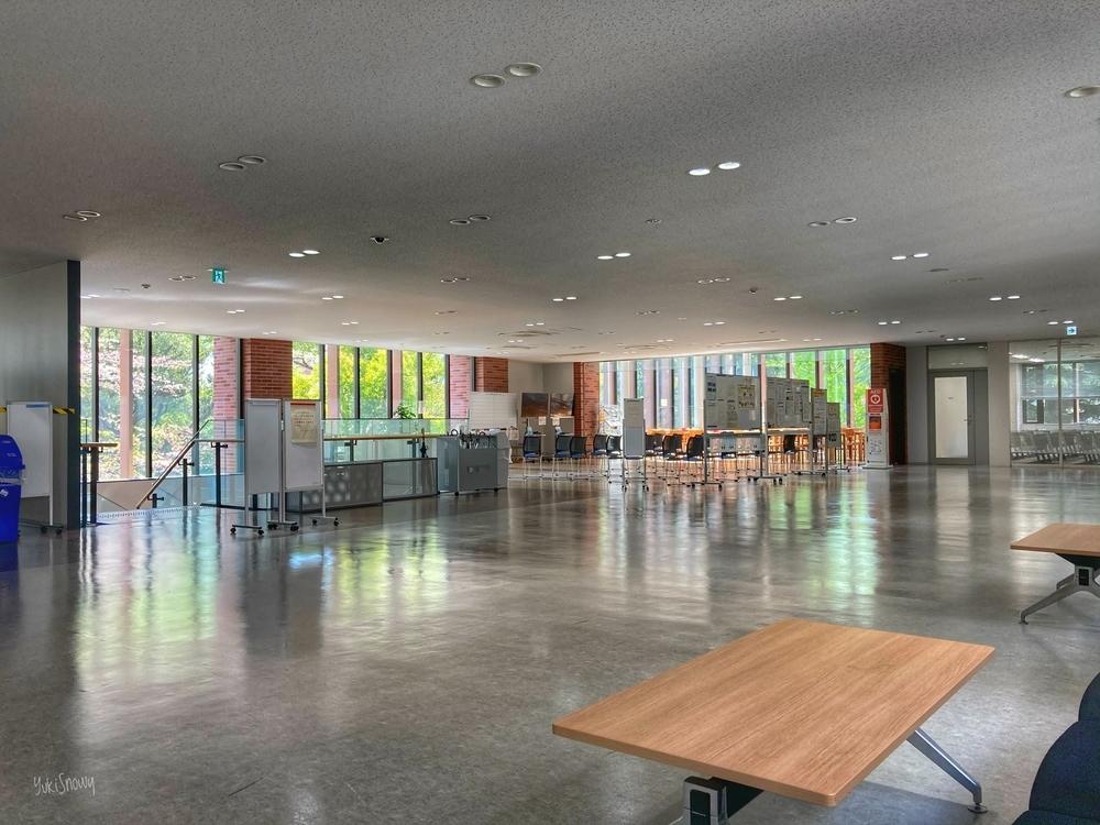 放送大学文京学習センター(2021-04-03)