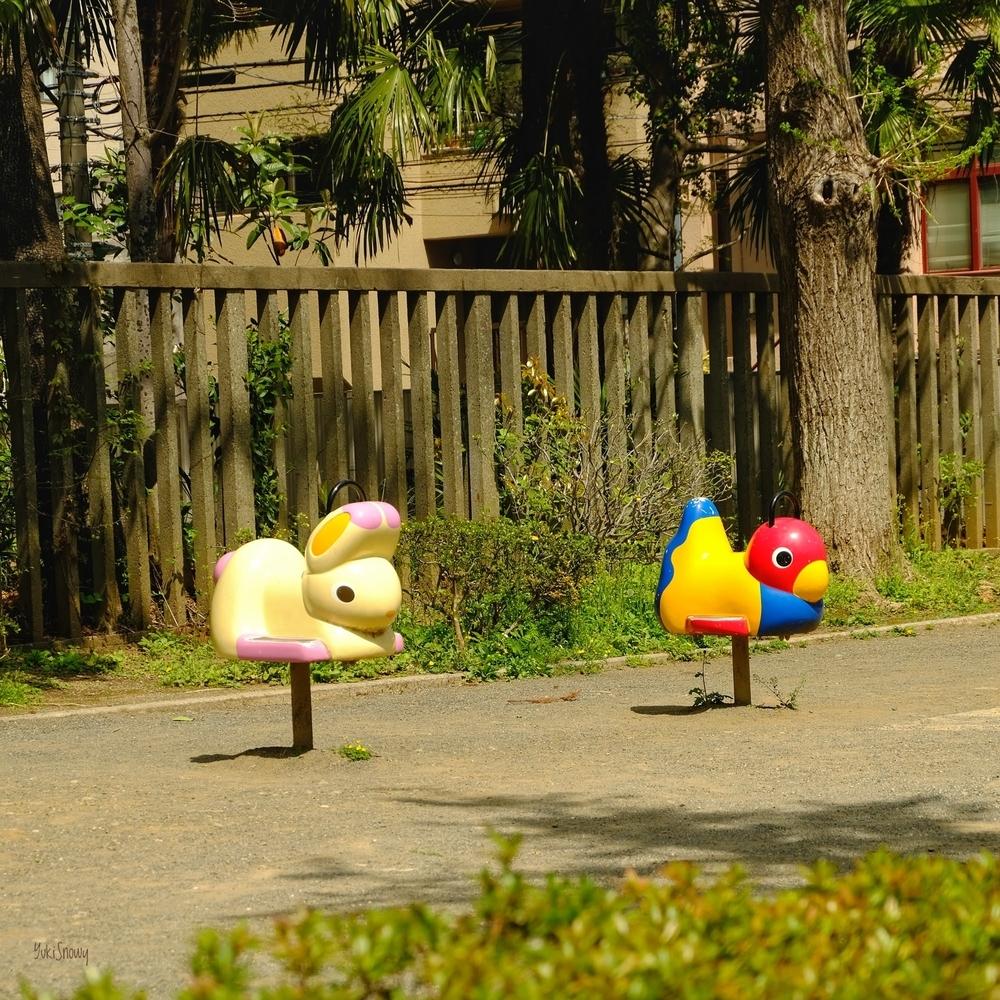 窪町東公園(2021-04-03 11:20)