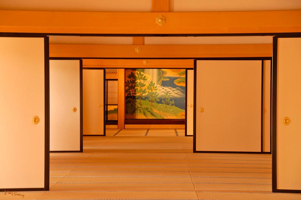 熊本城本丸御殿(2009-08-16)
