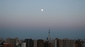 [月][空][雲][東京](2021-04-26 18:25)