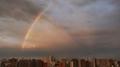 [虹][大気光学現象][空][雲][東京](2021-05-17 18:31)