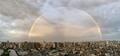 [虹][大気光学現象][空][雲][東京](2021-05-17 18:28)