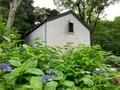 [花][風景][東京]土蔵と紫陽花@六義園(2021-06-05)