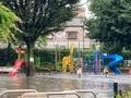 [東京][風景]駕籠町公園(2021-07-01)