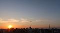 [空][雲][東京][朝](2021-07-22 04:55)