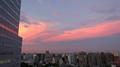 [夕焼け][空][雲][東京](2021-07-22 19:03)
