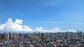 [空][雲][東京]ブルーインパルス(2021-07-23 12:43)