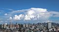 [夏][空][雲][東京](2021-07-23 15:12)