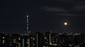 [月][空][雲][東京](2021-07-24 19:41)