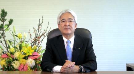 伊藤忠商事鈴木社長