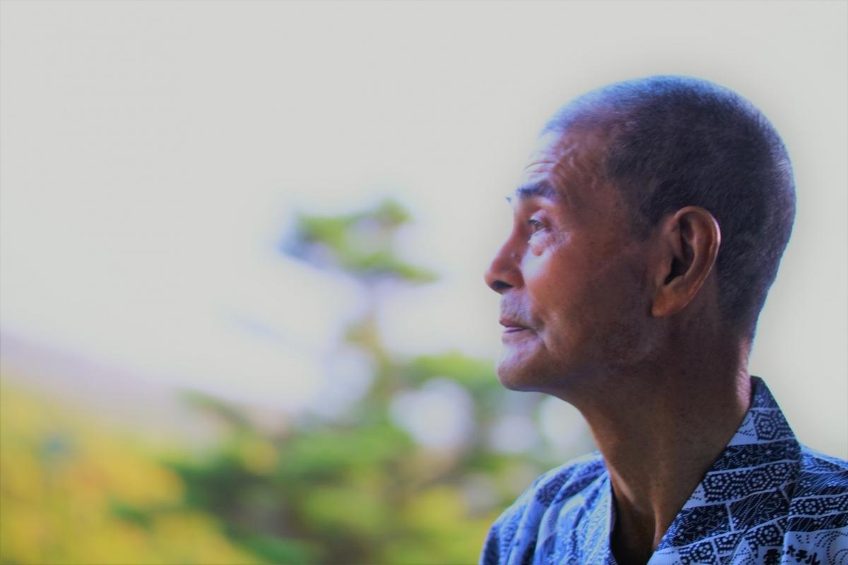 おじいさんの横顔:Soseki21ブログ