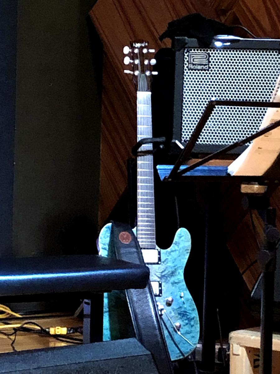 Providenceのギター:Soseki21ブログ