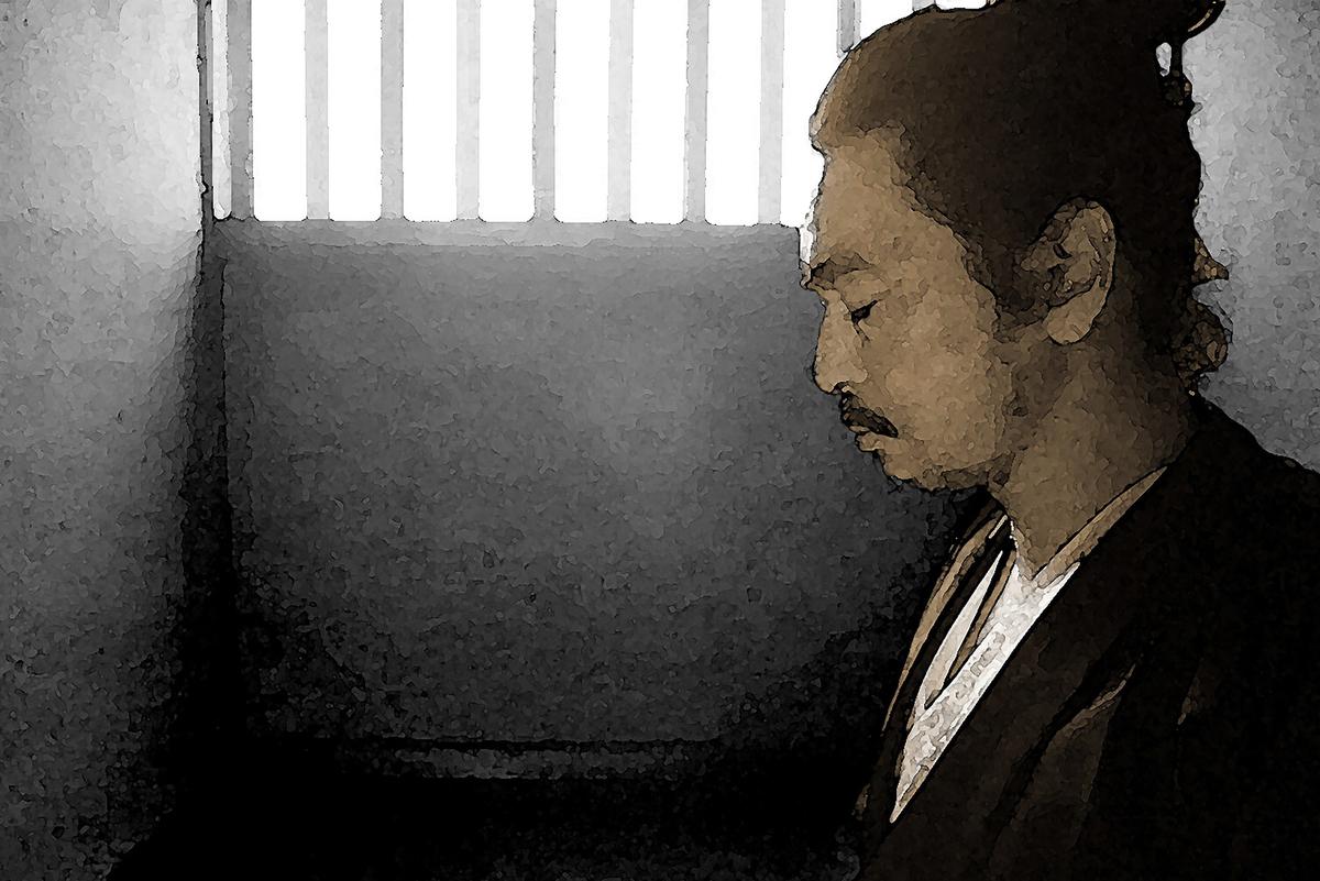 自粛する武士:Soseki21ブログ