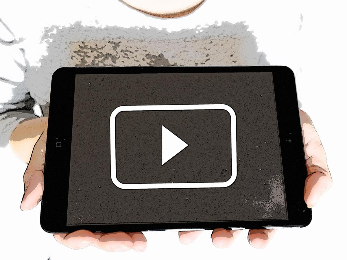 タブレットと動画:Soseki21ブログ
