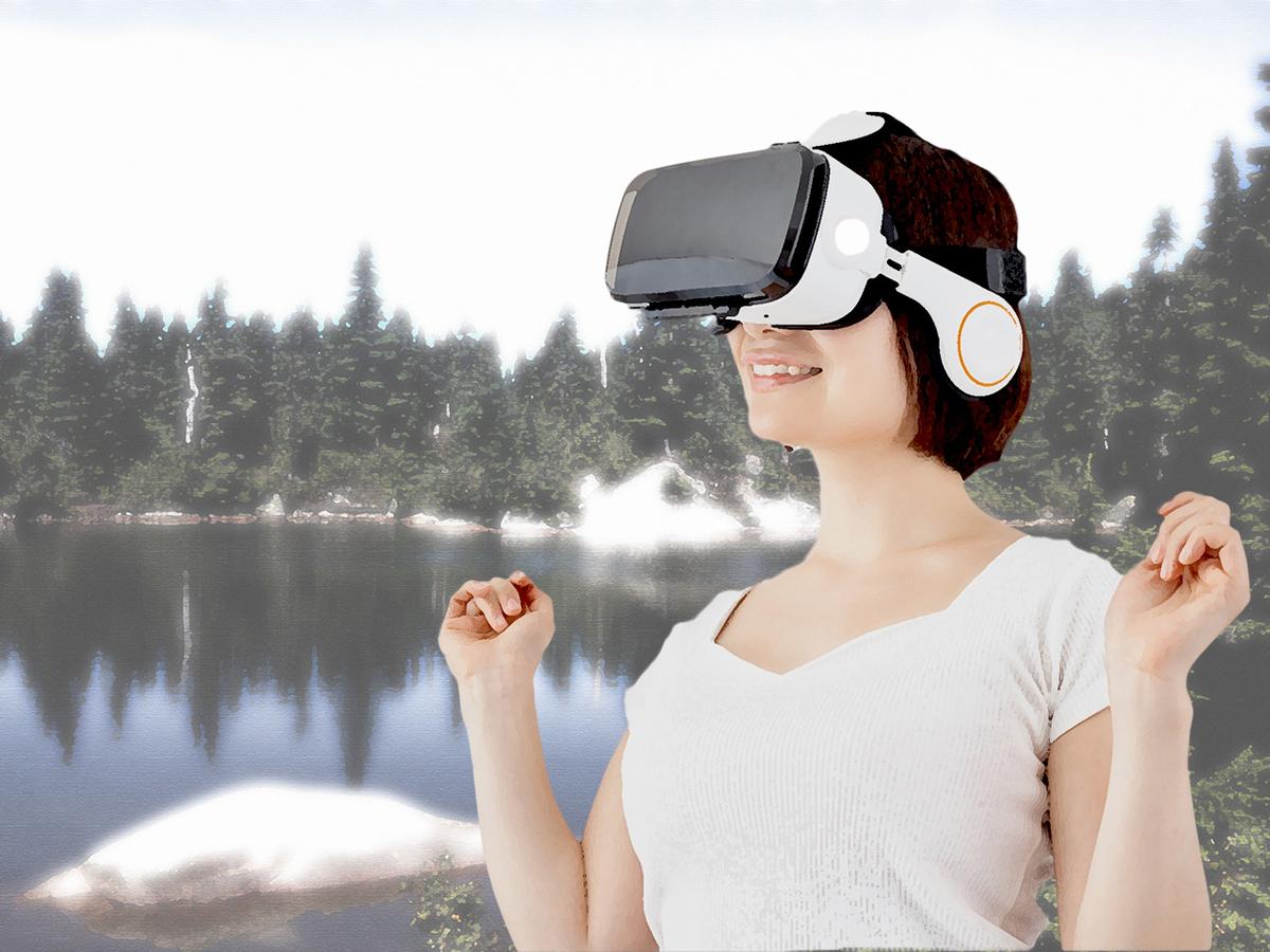 VRゴーグルと仮想現実:Soseki21ブログ