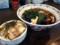 [松虎亭][盛岡醤油老麺][焦がしネギ][チャーマヨご飯(小)]