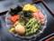 [日高屋][黒酢しょうゆ冷し麺][510円][682kcal][味付け玉子][100円][(税込)]