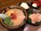 [一蘭][ラーメン][半熟塩ゆでたまご][トッピング特製盛り][小ごはん][税込み1610円]