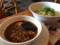 [バーミヤン][こだわり豚フェア][北海道産豚肉の][肉盛りつけ麺][税込み862円][1200kcal]