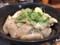 [すた丼屋][極上ねぎ塩豚トロ丼][肉増し][税込み1030円]