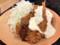 [かつや][タルタルチキンカツ][定食][海老フライ追加][合計税込み723円]