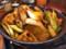 [すた丼屋][厚切り豚の][味噌すたみな丼][肉増し][税込み1030円]