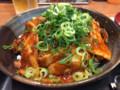 [すた丼屋][辛すた丼][肉増し][セール価格][税込み980円]
