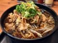 [すた丼屋][肉盛りすたみな麺][ごはん付][930円][肉増し][150円][(税込)]