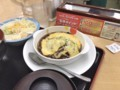 [松屋][ブラウンソース][Wチーズハンバーグ][定食][税込み790円][1145kcal]