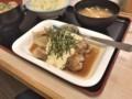 [松屋][和風タルタルチキン][定食][630円][898kcal][おろし豆腐変更]