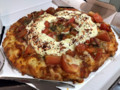 [ピザーラ][激盛りトマチーピザ][チーズ・スパイス追加]