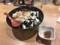[つけめん哲][くずし豆腐冷しゃぶ][まぜそば][黒][税込み900円]