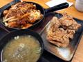 [からやま]からやま 生姜からあげ 各280円 赤辛定食 745円 (税込)