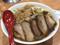 つけめん哲 豚煮干し 900円 肉増し 300円 (税込)