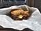KFC THE DOUBLE 税込み520円 529kcal