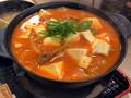 [松屋]松屋 豆腐キムチチゲ鍋膳(熟成チルド牛肉使用)生玉子 税込み630円 841