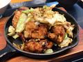 [からやま]からやま 鶏回鍋肉定食 税込み745円