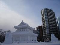 雪まつり 大通公園2