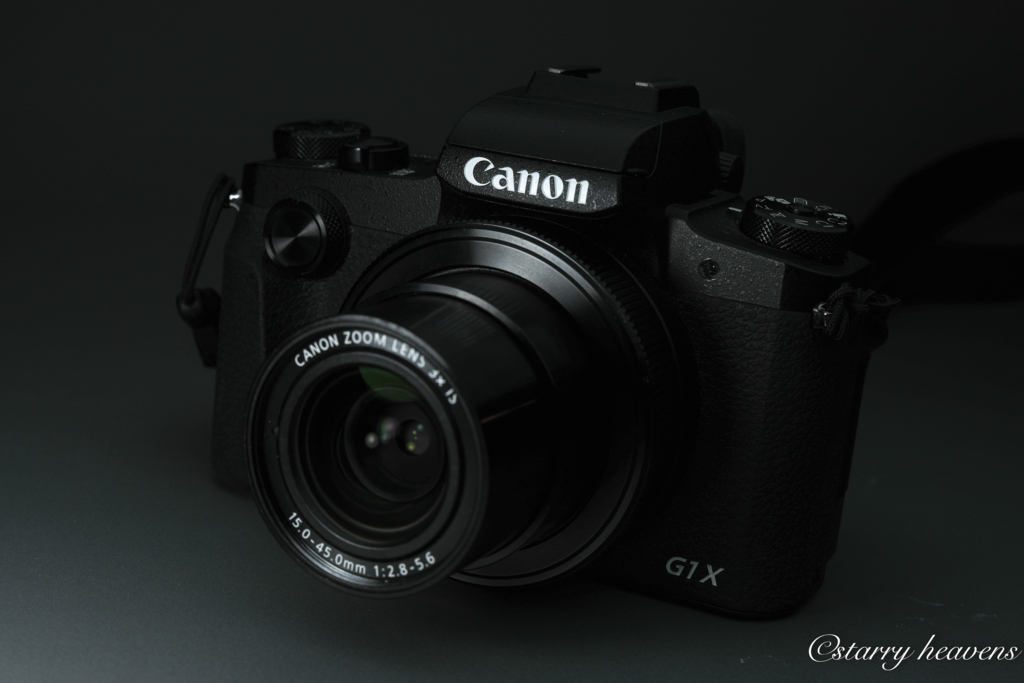Canon G1 X MarkⅢ