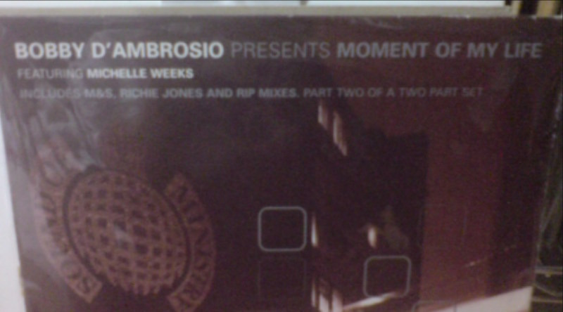 Collage♪さんのブログ-Bobby D'ambrosio presents