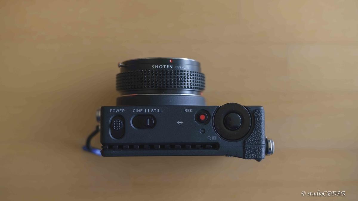 SHOTEN マウントアダプター CY-LSL SIGMA fp
