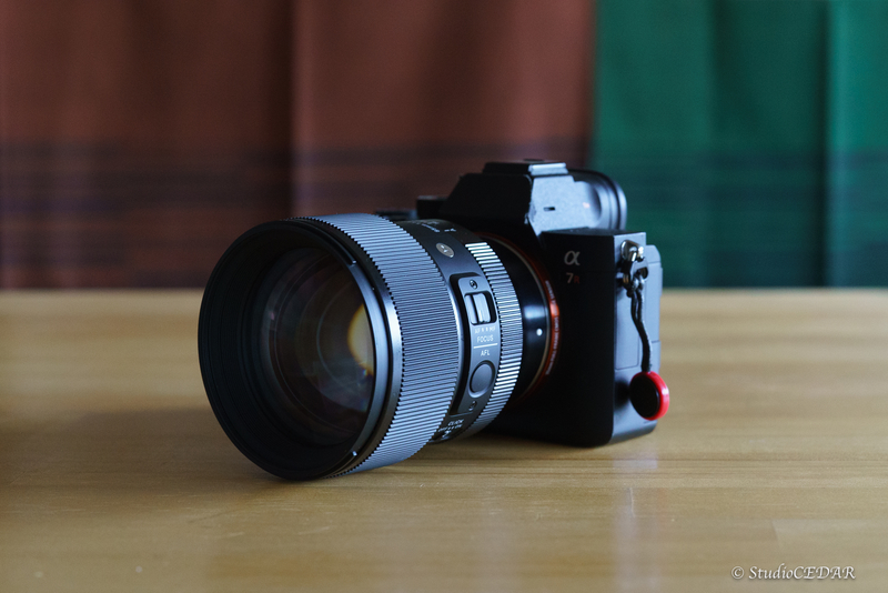 SIGMA 85mm F1.4 DG DN